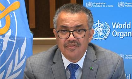 Глава Всемирной организации здравоохранения Тедрос Аданом Гебрейесус предупредил о высоком риске появления более опасного, чем вариант «дельта», штамма коронавируса