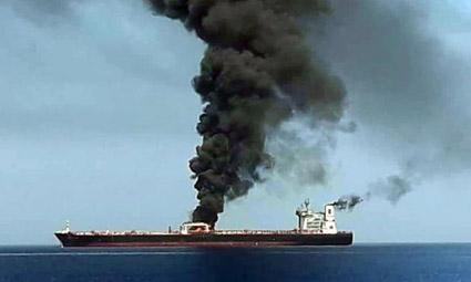 В МИД России считают, что западные страны должны предъявить доказательства того, что Иран причастен к атаке на танкер Mercer Street