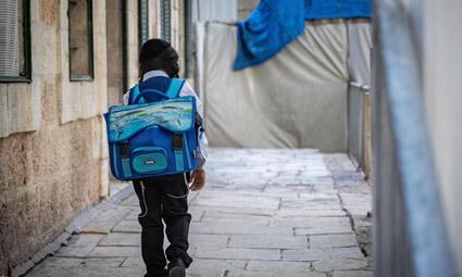 Учебный год в Израиле начинается как обычно — 1 сентября