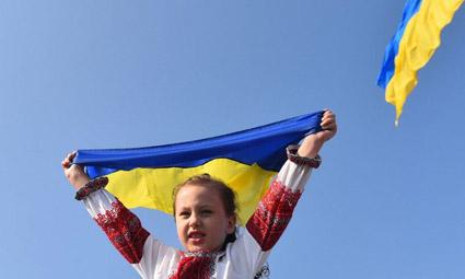 24 августа 2021 Украина празднует 30 лет Независимости