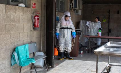 53% умерших от коронавируса в Израиле в сентябре не были вакцинированы