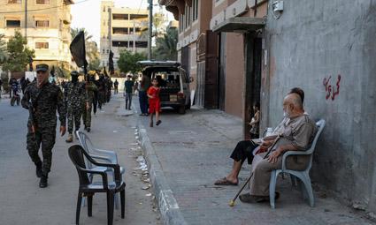 Новая стратегия правительства Израиля в отношении Сектора Газа
