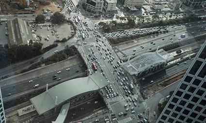 «Налог на пробки» планируют ввести в Израиле