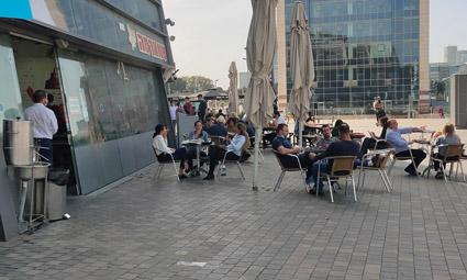 С 5.10 вход в публичные места в Израиле только по QR-кодам