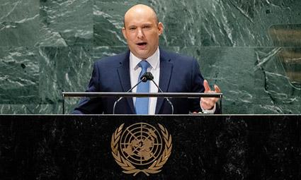 Израильтяне не верят в мир с палестинцами и считают, что Беннет выступил в ООН неудачно