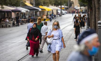 В Израиле самый низкий процент положительных тестов за 3 месяца