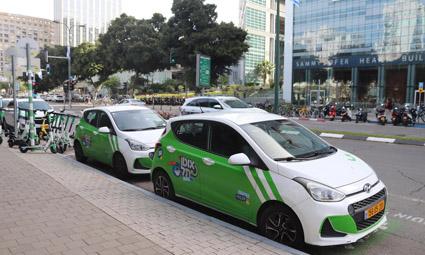 В Израиле утвердили статьи транспортной реформы — Конец бесплатной стоянки в городах?